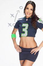 Bella Twins - NIKKI and BRIE BELLA - Bella Bowl V Photoshoot