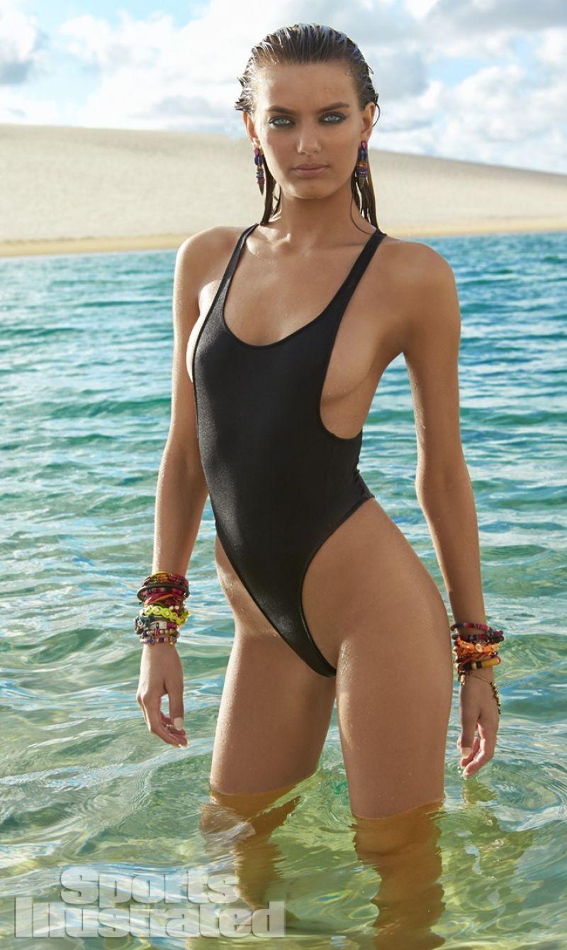 BREGJE HEINEN in Sports Illustrated 2014 Swimsuit Issue