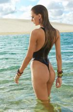 BREGJE HEINEN in Sports Illustrated 2014 Swimsuit Issue