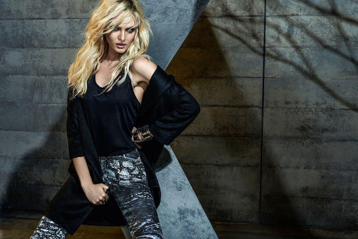 Watch Candice swanepoel forum fw 2014 fashion show sao paulo fashion week hq runway candids video