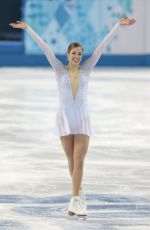CAROLINA KOSTNER at 2014 Winter Olympics in Sochi