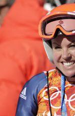 CHEMMY ALCOTT at 2014 Winter Olympics in Sochi