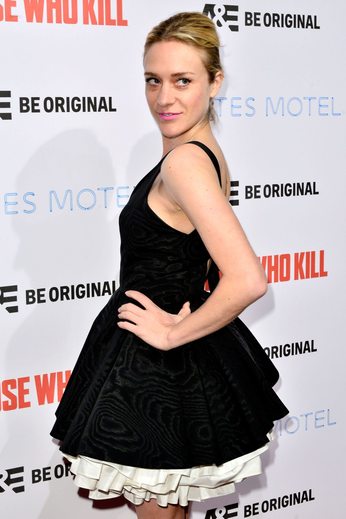 CHLOE SEVIGNY at Season Two of Bates Motel Premiere Party - HawtCelebs