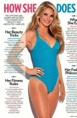 CHRISTIE BRINKLEY in People Magazine, February 2014 Issue