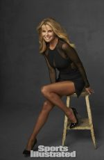 CHRISTIE BRINKLEY - SI Swimsuit Legends 2014