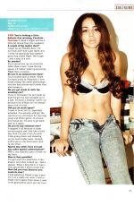COURTNIE QUINLAN in FHM Magazine, March 2014 Issue