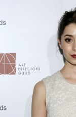 CRISTIN MILIOTI at 2014 Art Directors Guild Awards in Beverly Hills