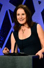DEBRA WINGER at 2014 Costume Designers Guild Awards in Beverly Hills