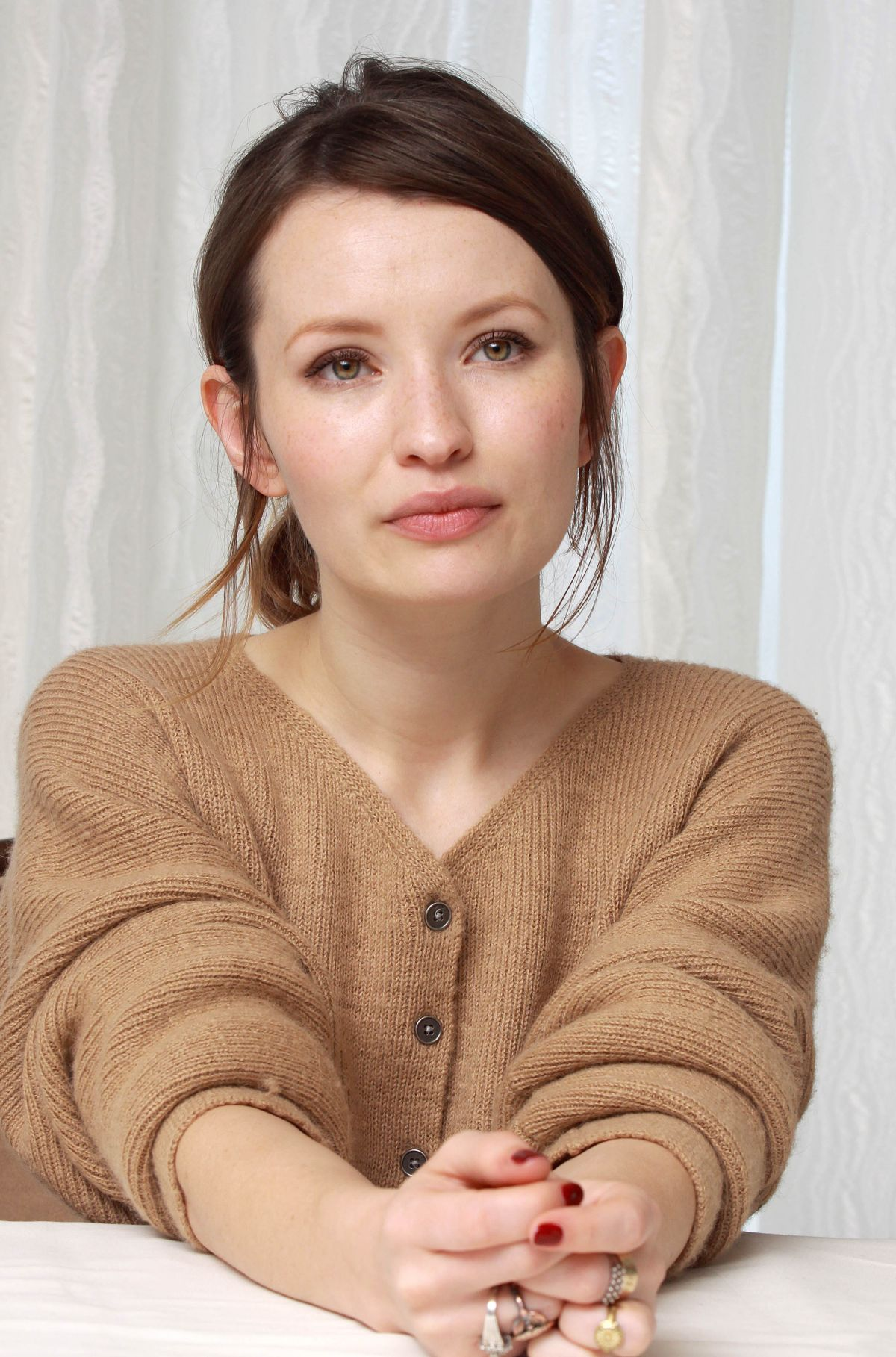 Emily Browning Manuwar Hosain Portraits For Pompei Hawtcelebs