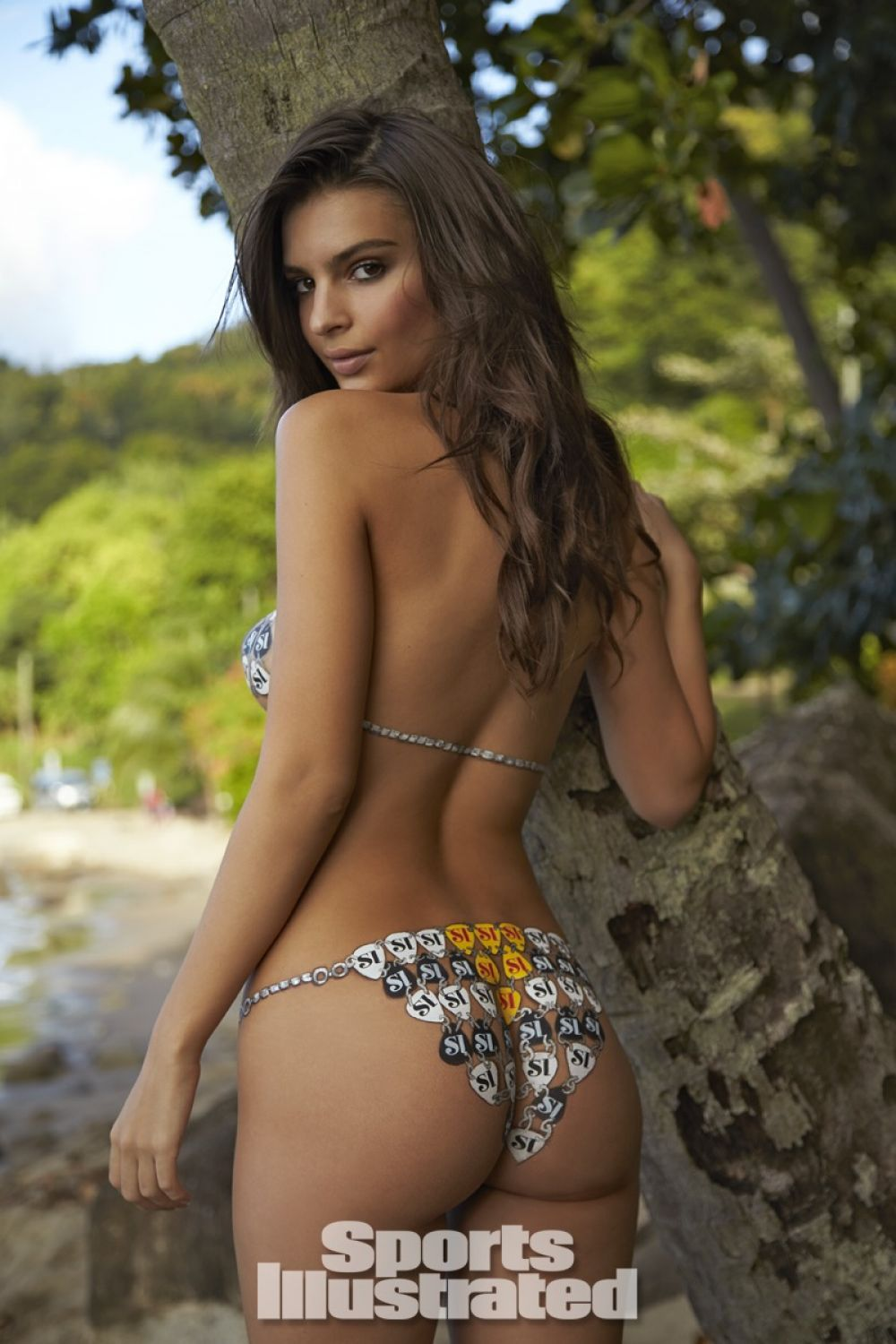 Emily Ratajkowski In Sports Illustrated 2014 Swimsuit