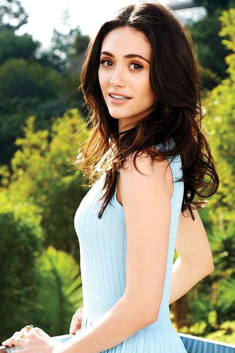 EMMY ROSSUM in Natural Health Magazine, March/April 2014 ...