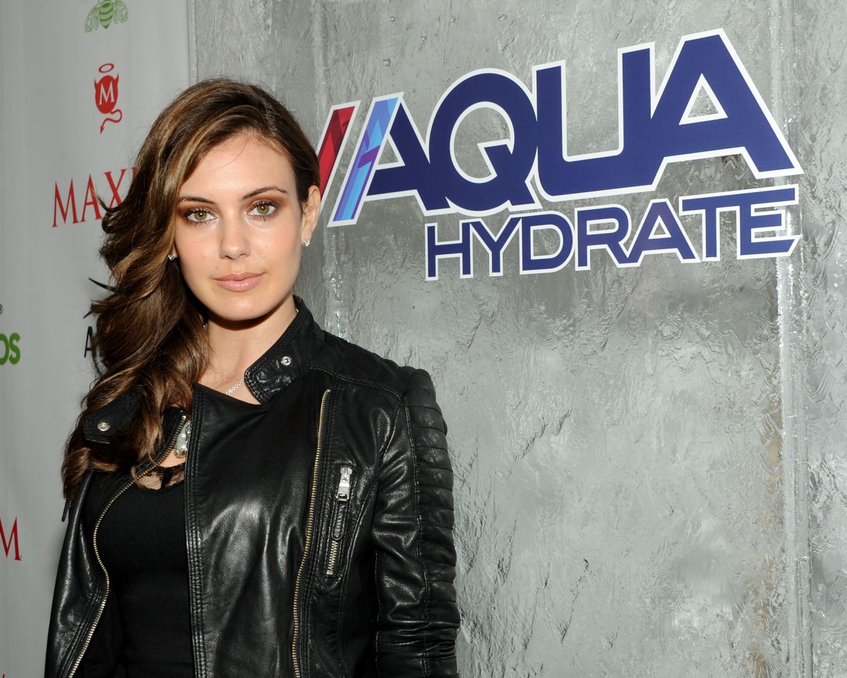 ERIN BRADY at Maxim Big Game Weekend in New York