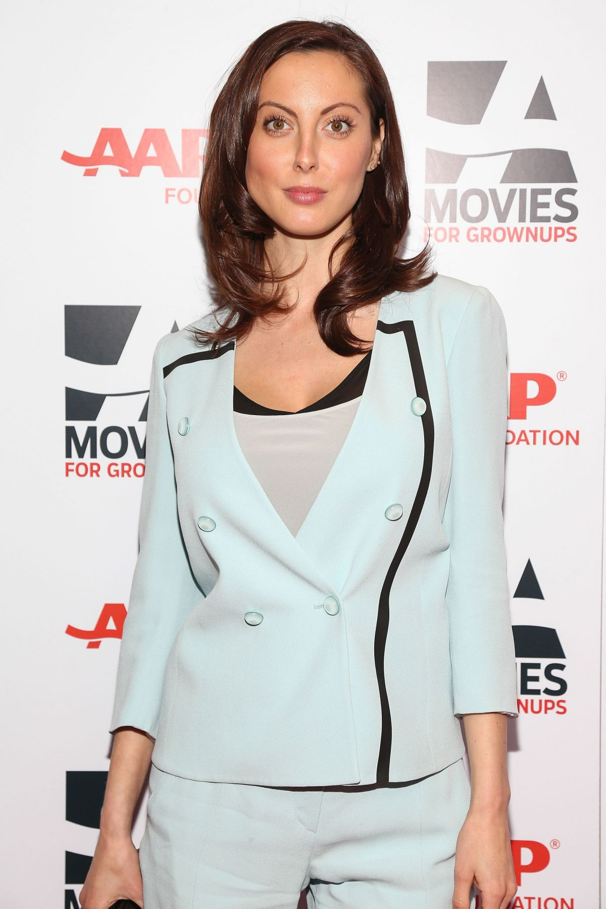 EVA AMURRI at 13th Annual Aarp's Movies for Grownups Awards in Beverly Hills