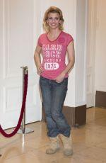 EVA HABERMANN at Art and Design Von Liz Malraux Fashion Show in Hamburg