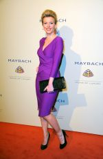 EVA HABERMANN at Maybach: Icons of Luxury Opening in Berlin