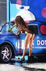 FERNANDA MARIN in Bikini at Photoshoot for 138 Water in Los Angeles