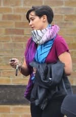 FRANKIE SANDFORD Out and About in Surrey