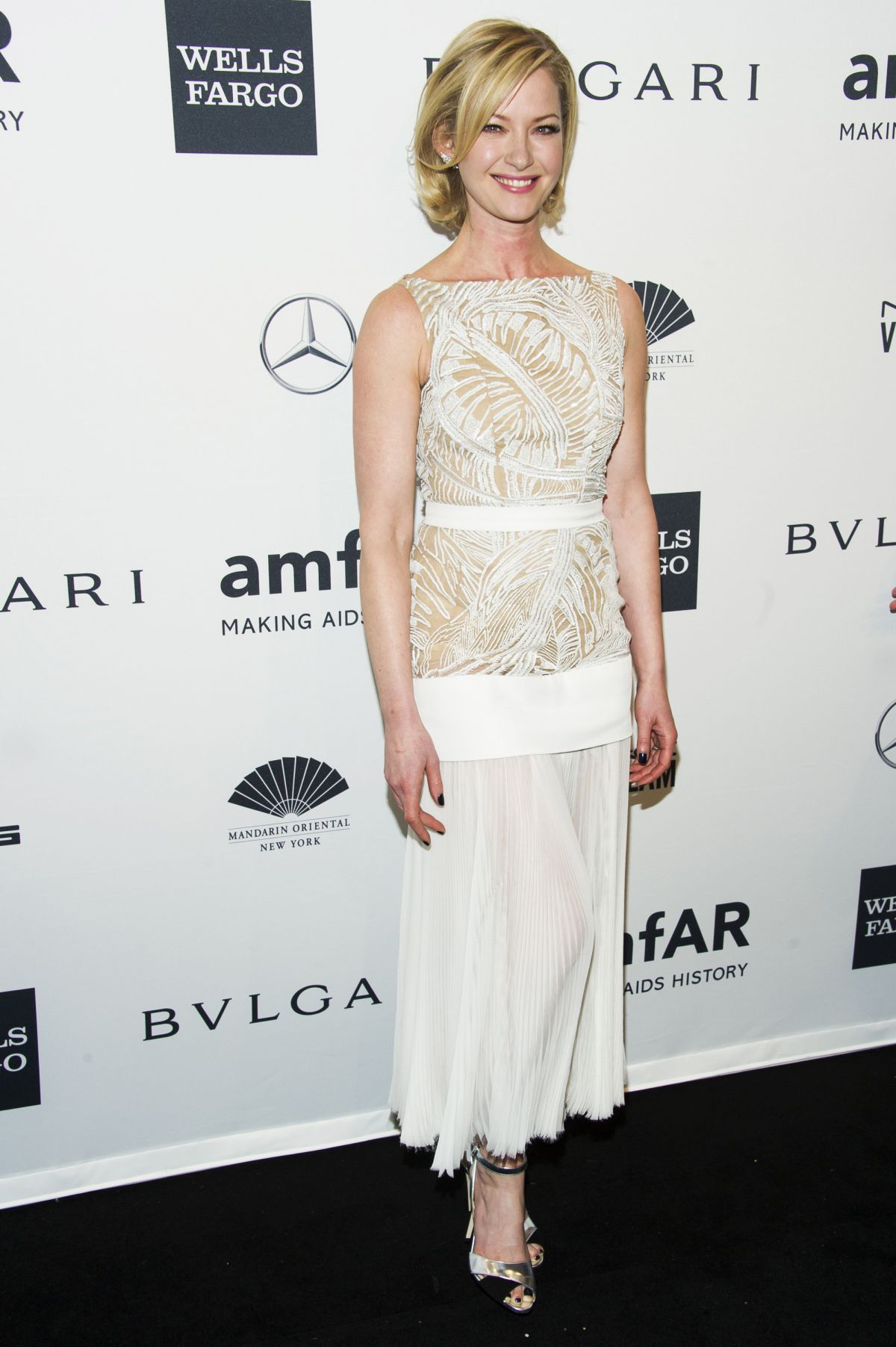 GRETCHEN MOL at 2014 AMFAR Gala in New York