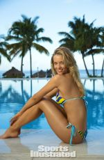 HANNAH FERGUSON in Sports Illustrated 2014 Swimsuit Issue
