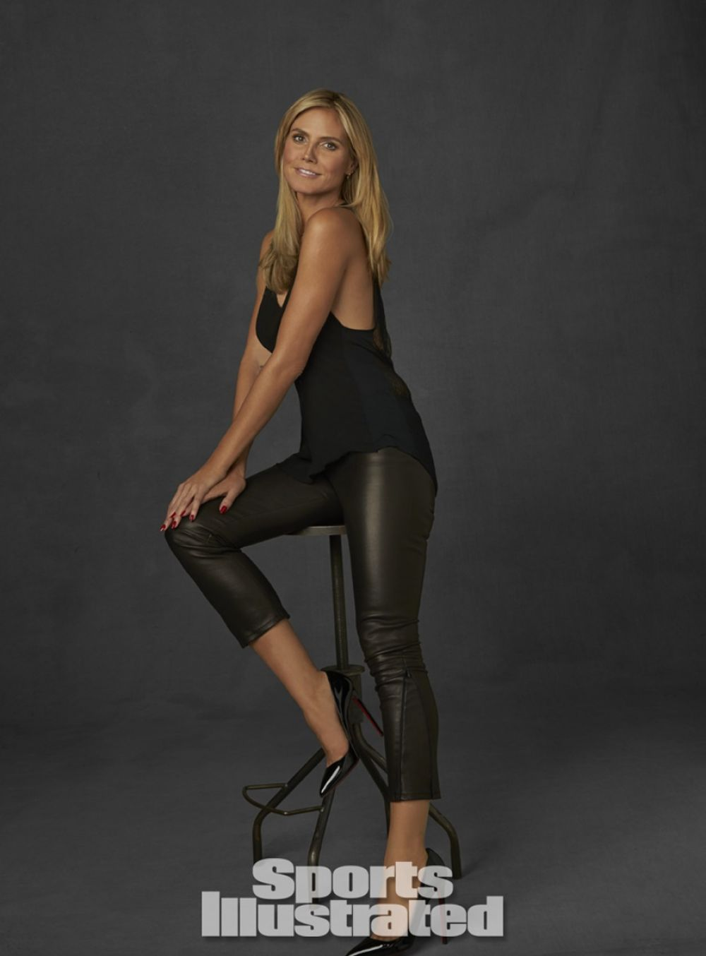 heidi klum x heidi klum and maserati go beyond the swimsuit for sports ...