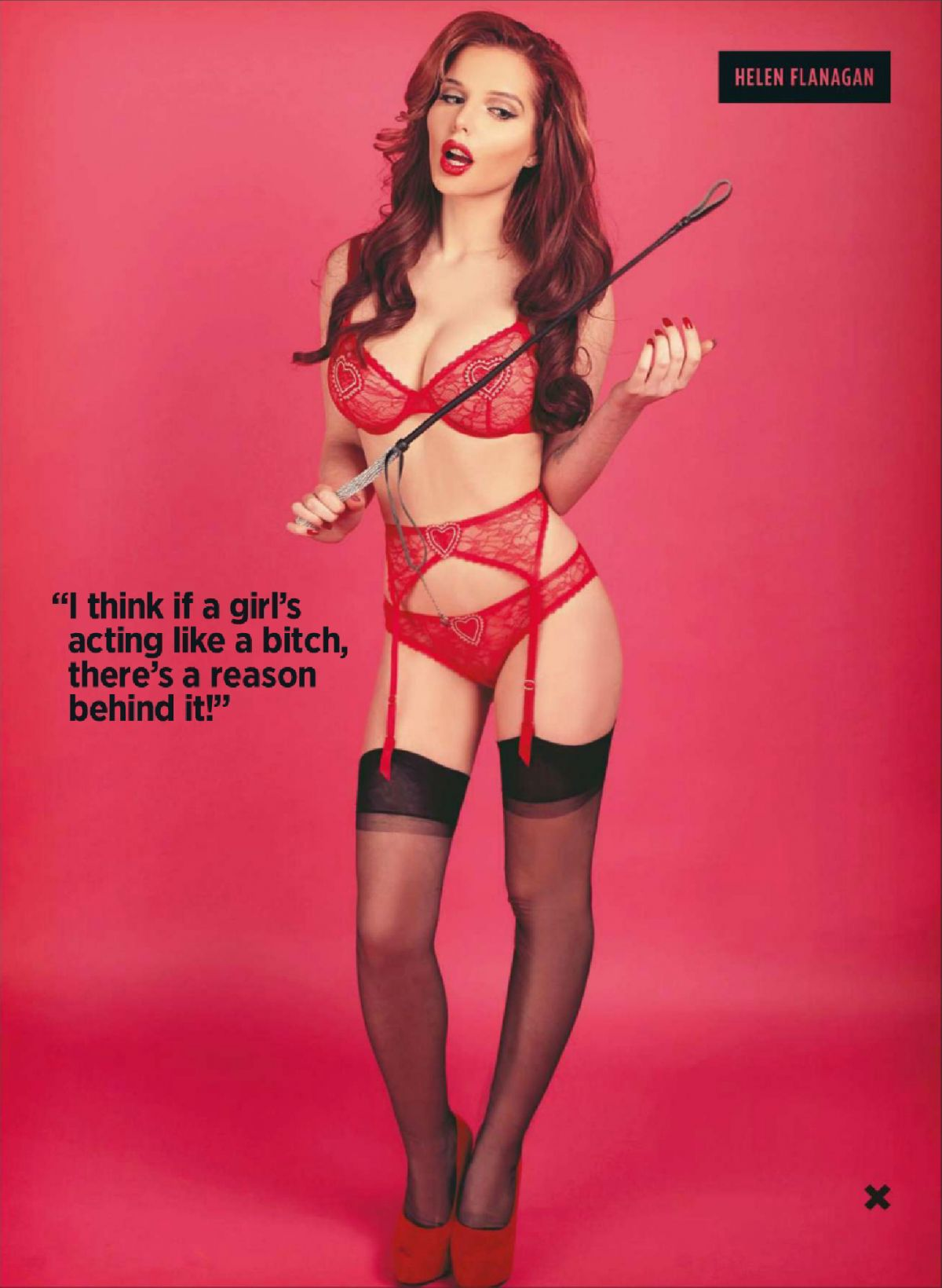 Helen Flanagan Calendar 2014 with actresses who look good from 18 to 39 - page 677 - blu-ray forum