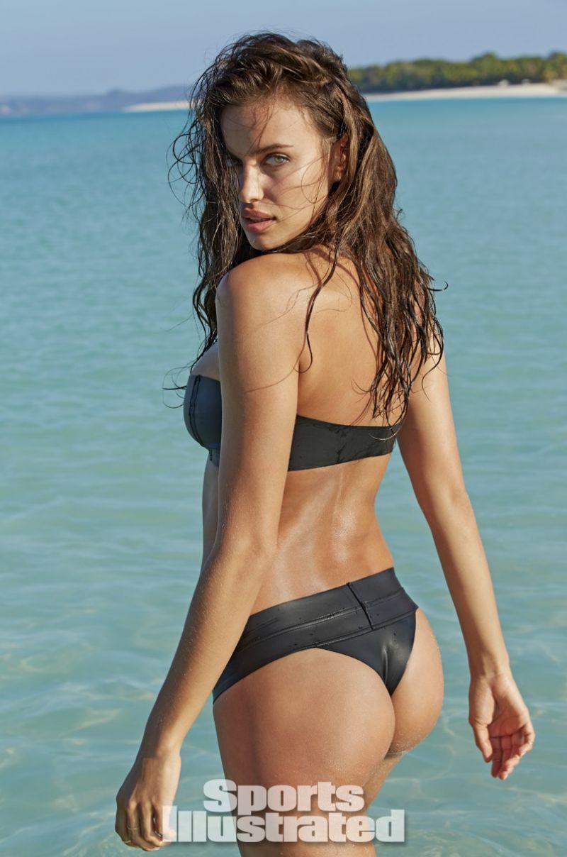 IRINA SHAYK in Sports Illustrated 2014 Swimsuit Issue ...