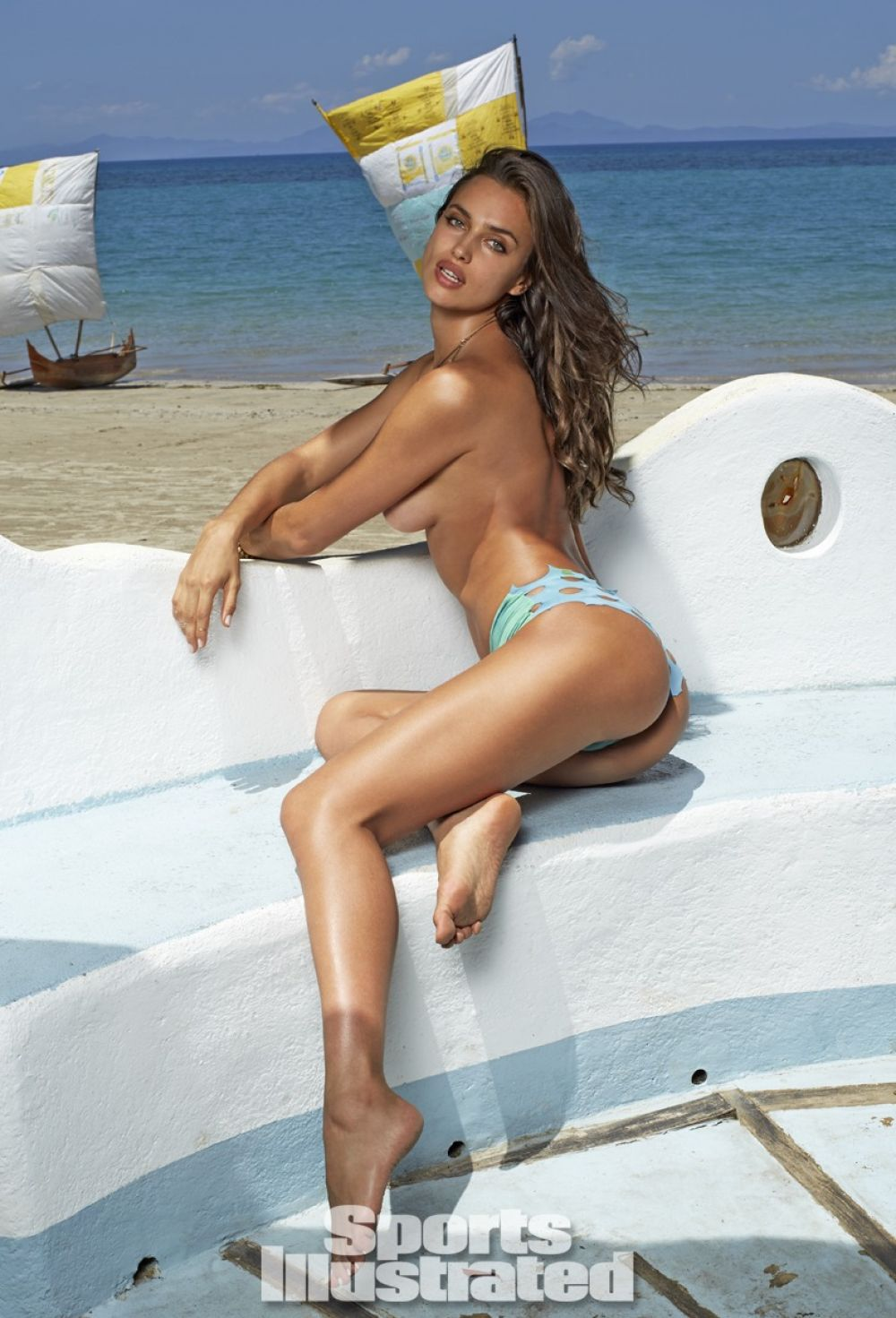 Irina Shayk Sports Illustrated 2014 Irina Shayk in Sports