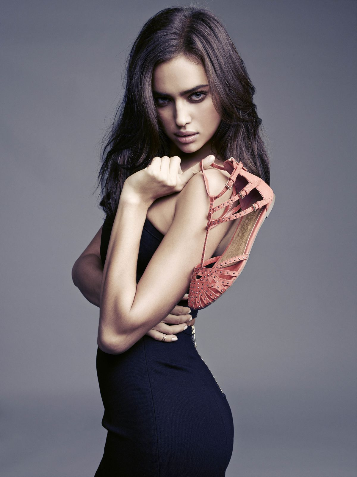 Irina Shayk at XTI Spring Summer Spring Campaign Pictures