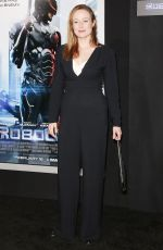 JENNIFER EHLE at Robocop Premiere in Los Angeles