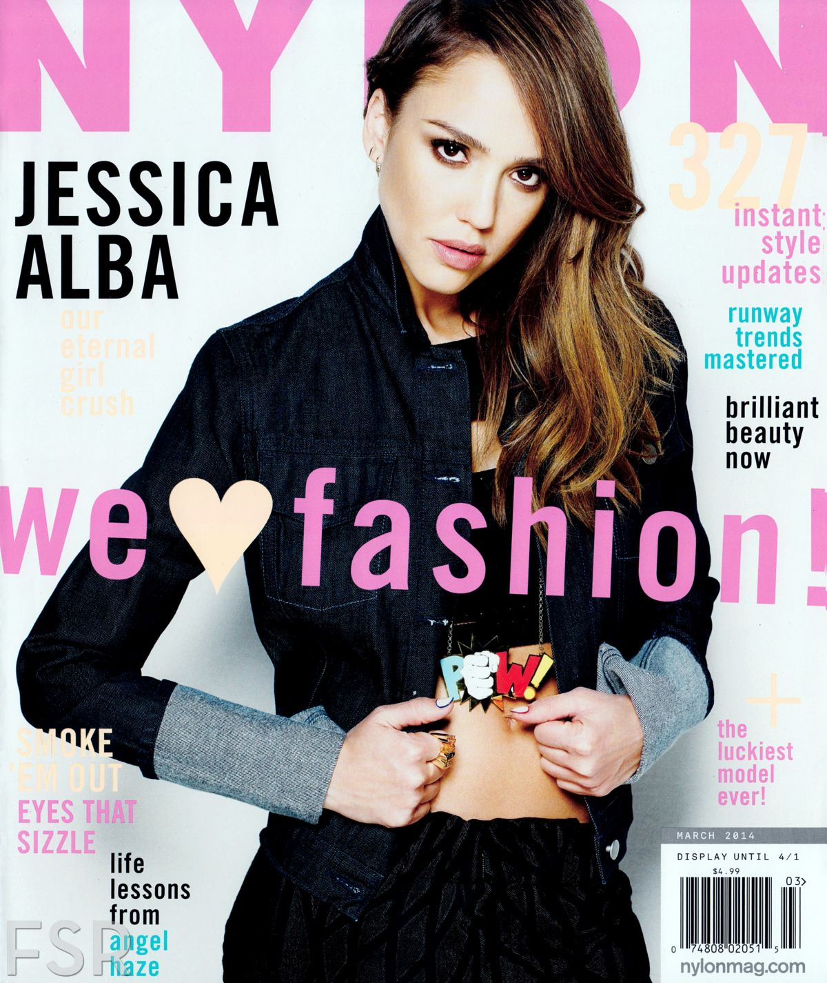 Popular Content Nylon Magazine 36
