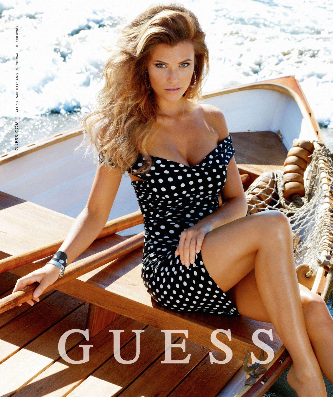 JOURDAN MILLER - Guess 2014 Campaign