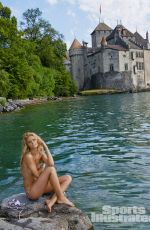 KATE BOCK in Sports Illustrated 2014 Swimsuit Issue