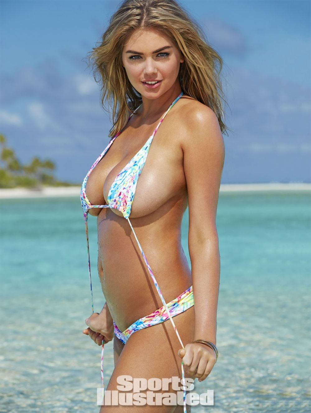 Sports Illustrated Swimsuit Kate Upton New Calendar