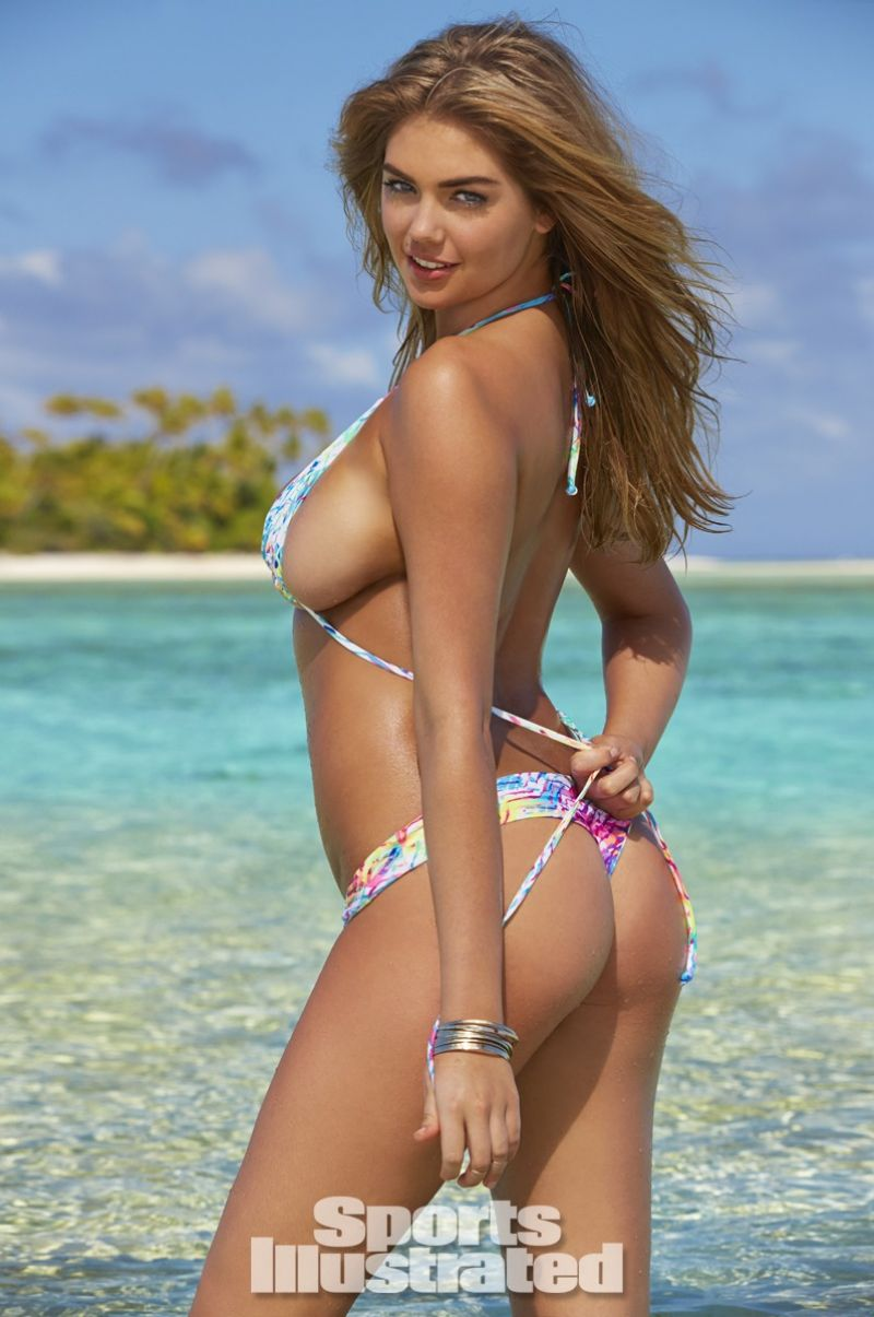 KATE UPTON in Sports Illustrated 2014 Swimsuit Issue - HawtCelebs.