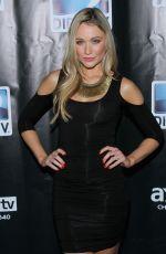 KATRINA BOWDEN at DirecTV Super Saturday Night in New York