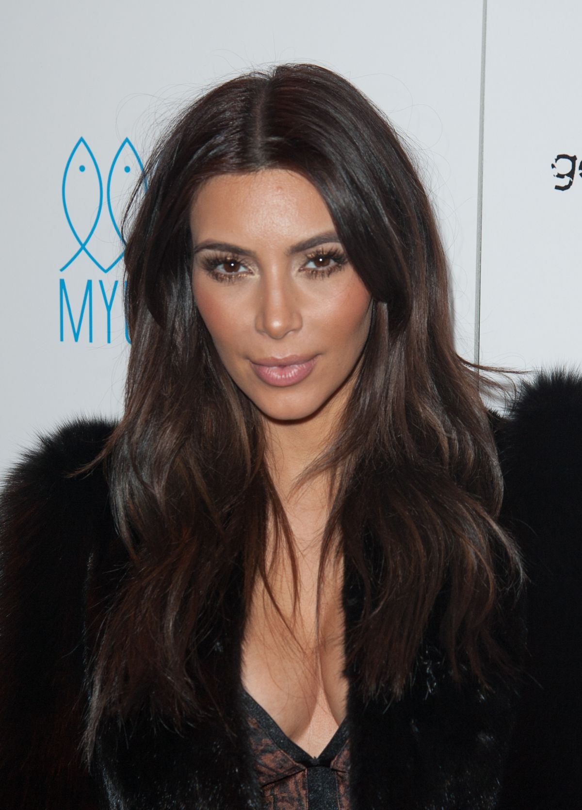 KIM KARDASHIAN at Generation NXT Charity Benefit in New York