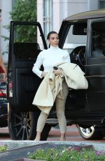KIM KARDASHIAN Out and About in Los Angeles 1002