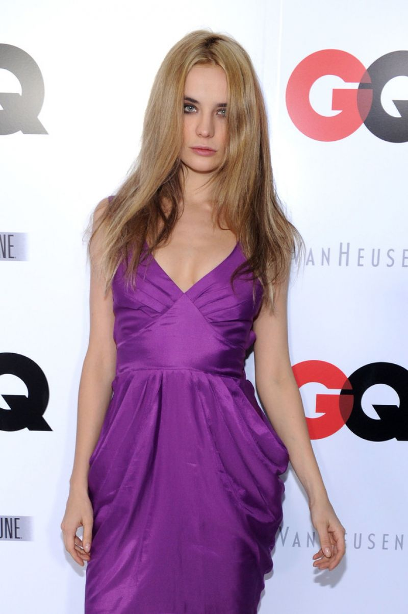KIRA DIKHTYAR at GQ 2014 Super Bowl Party in New York