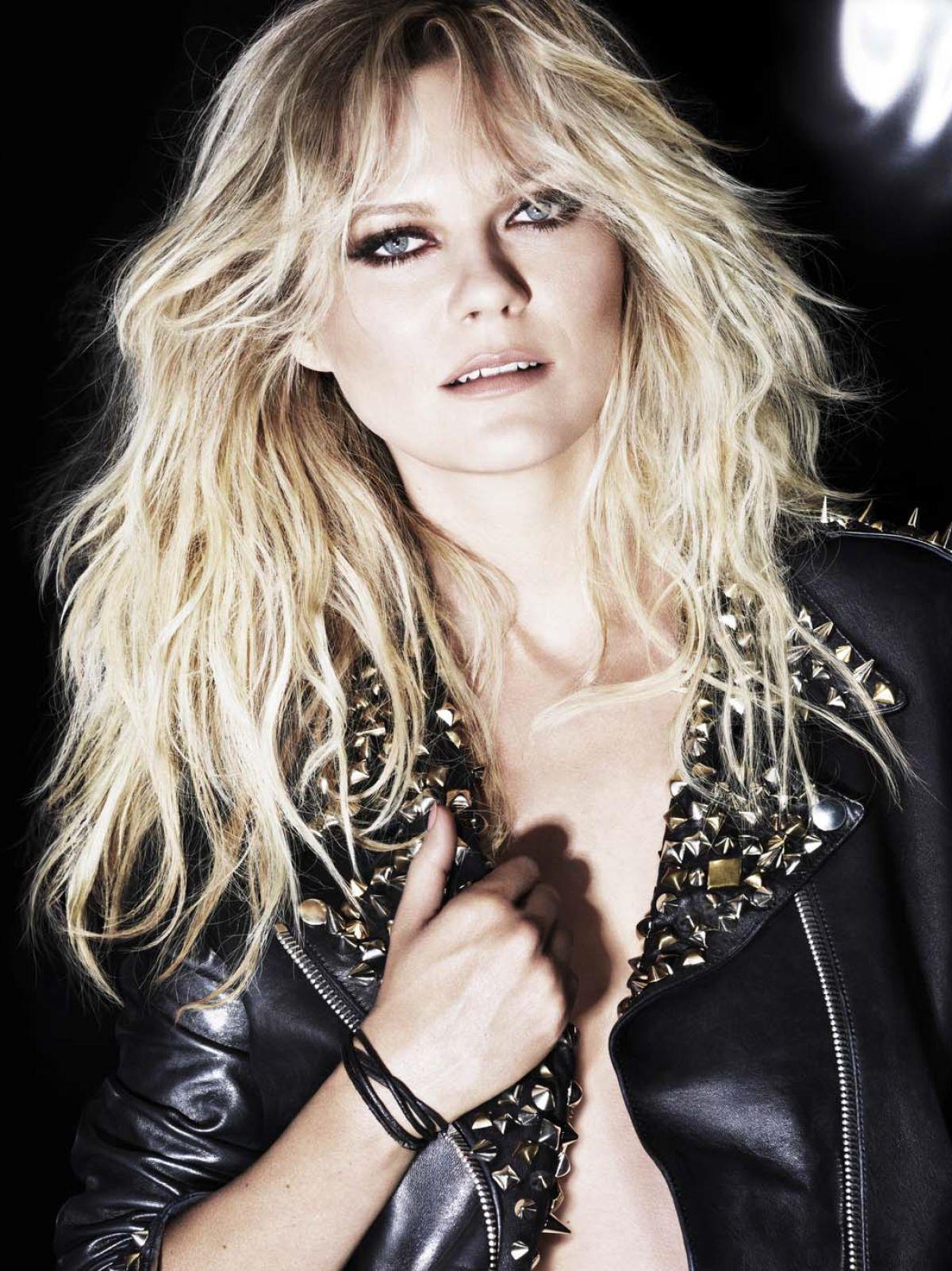 Kirsten dunst 2014 hair