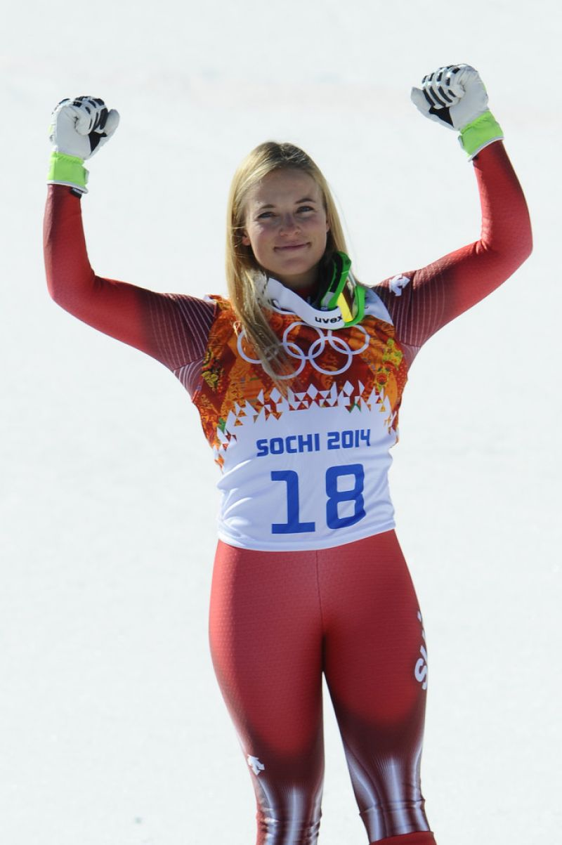 LARA GUT - Alpine Skiing Women