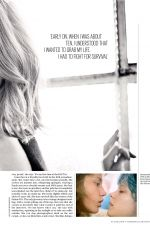 LEA SEYDOUX in ES Magazine, January 2014 Issue