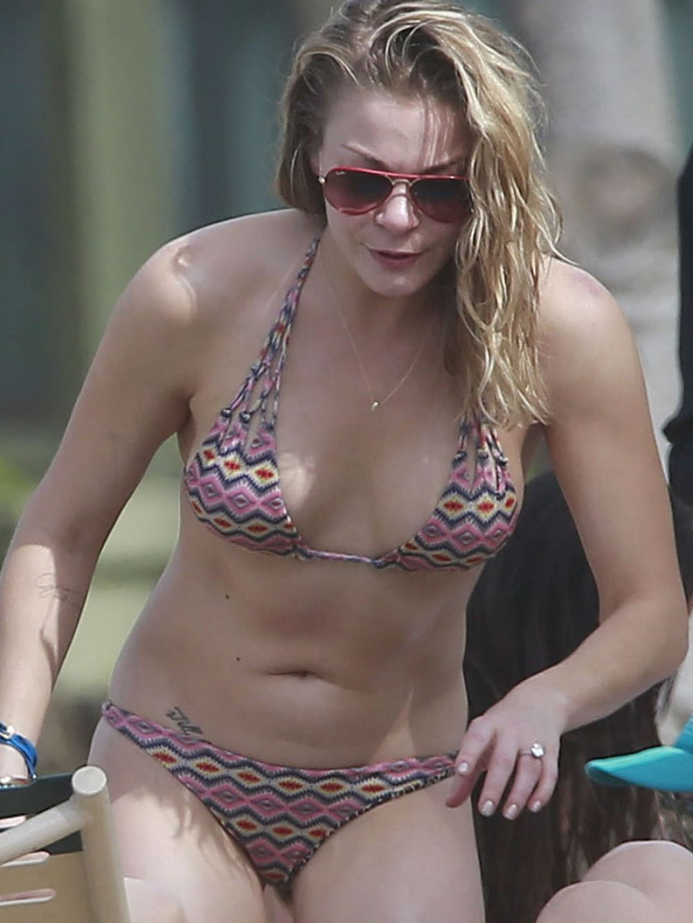 LEANN RIMES in Bikini at a Beach in Hawaii - HawtCelebs - HawtCelebs: www.hawtcelebs.com/leann-rimes-in-bikini-at-a-beach-in-hawaii