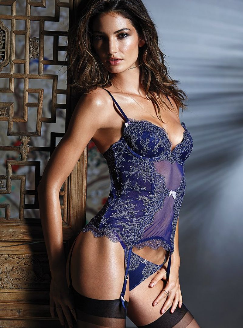 lily aldridge weight loss