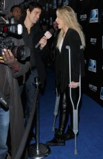 LINDSEY VONN at DirecTV Super Saturday Night in New York