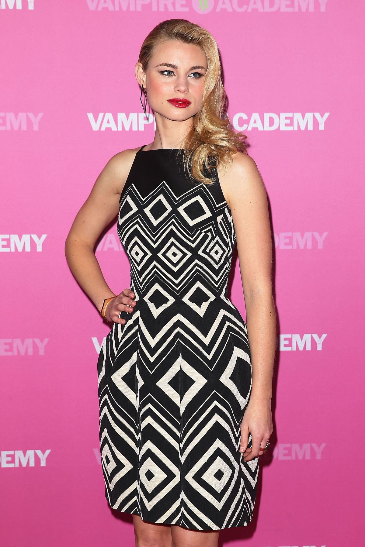 LUCY FRY at Vampire Academy Premiere in Sydney