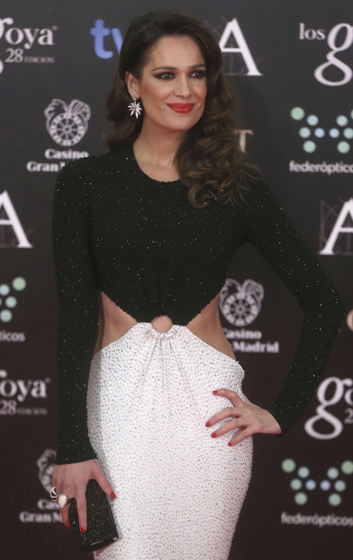 MAR SAURA at 2014 Goya Film Awards in Madrid