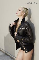 MILEY CYRUS - Brian Bowen Smith Photoshoot
