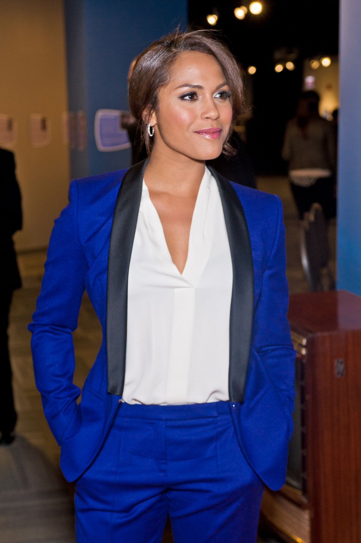 monica raymund fansite