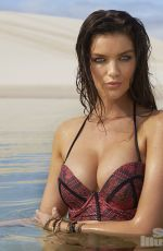 NATASHA BARNARD in Sports Illustrated 2014 Swimsuit Issue