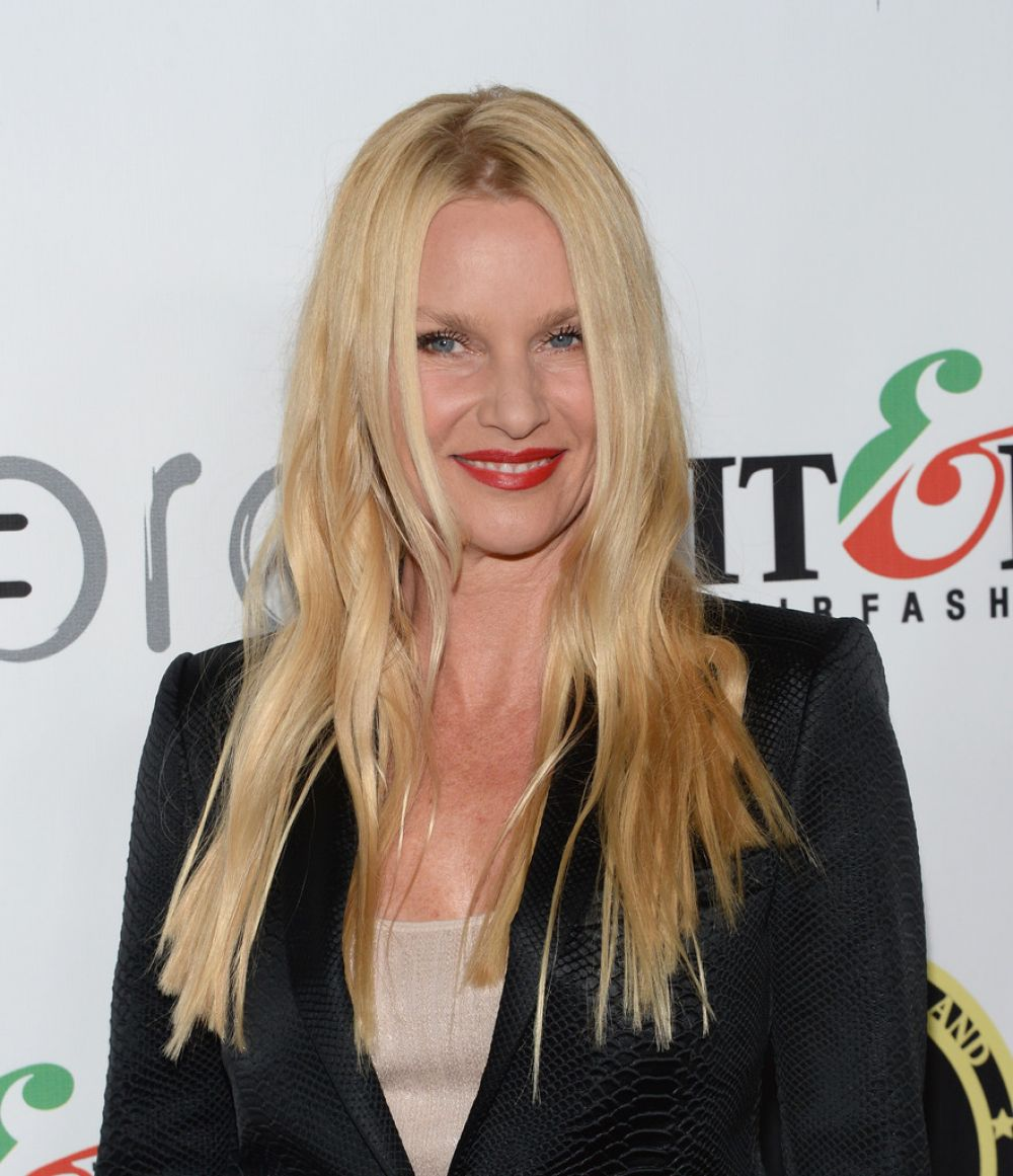 NICOLLETTE SHERIDAN at Annual Make-up Artists and Hair Stylists Guild Awards in Hollywood